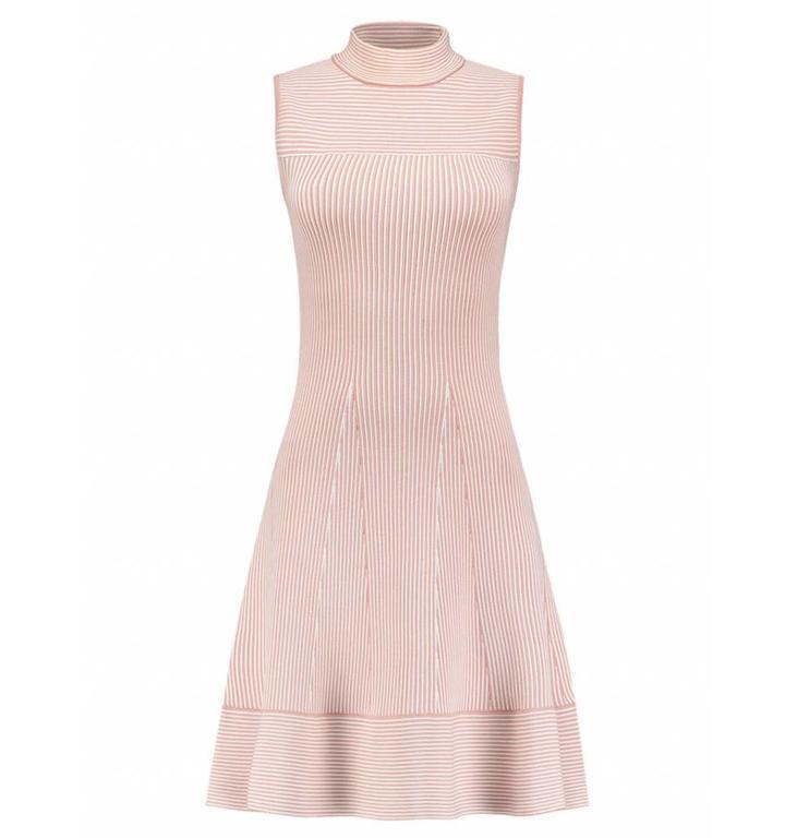 Nikkie Soft pink Janilla ventura dress N7054
