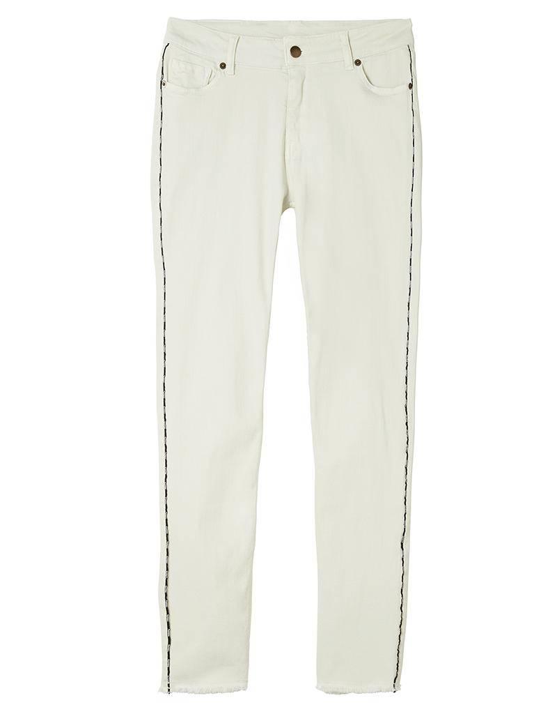 10Days Bone 5 Pocket Denim Pants 20.062.8101