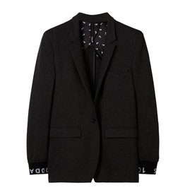 10Days Black Blazer 20.500.8101
