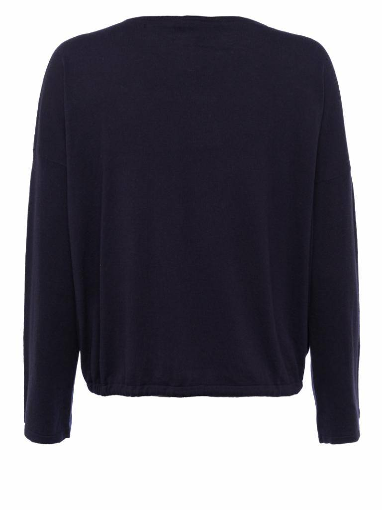 French Connection Navy Summer Silk Knit 78JBD