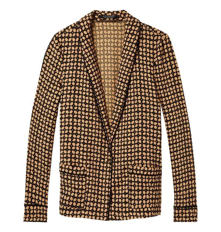 Maison Scotch Multicolour Pyjama Blazer 143646