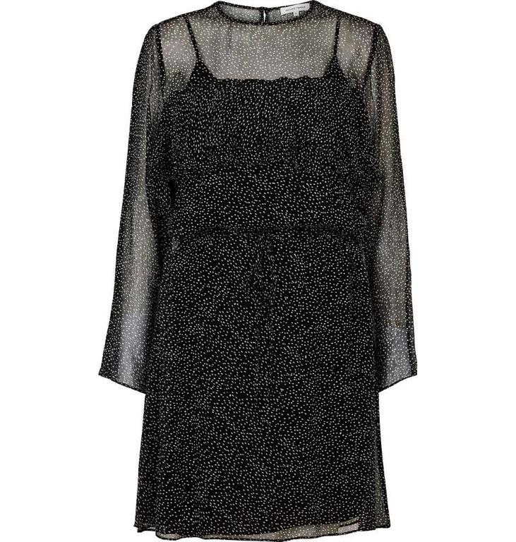 Second Female Black Rebecca Dress 51097