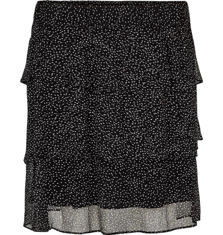 Second Female Black Rebecca Skirt 51142