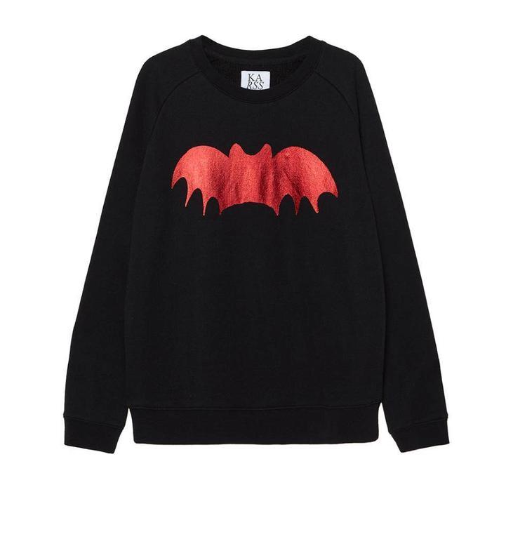 Zoe Karssen Black Sweater PS18