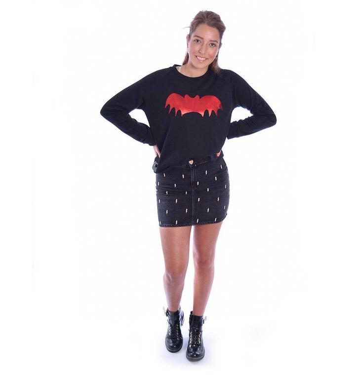 Zoe Karssen Black Skirt PS18