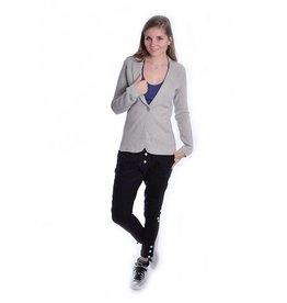 10Days Light Grey Melee Blazer 20.501.8101
