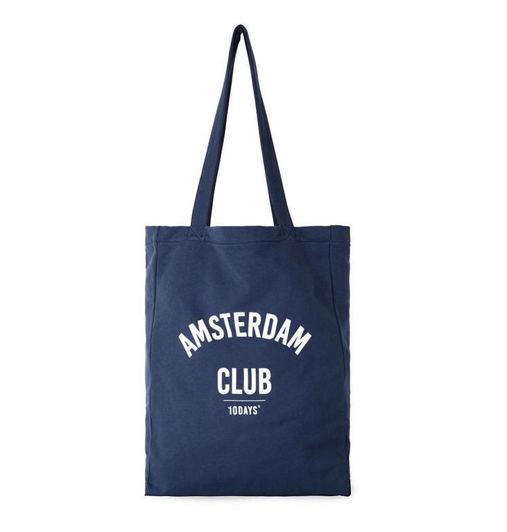 10Days Cobalt Tote Bag 20.960.8101