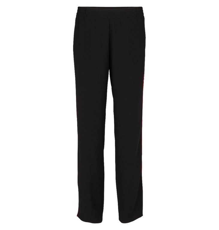 Second Female Black Tricky Trousers 51268