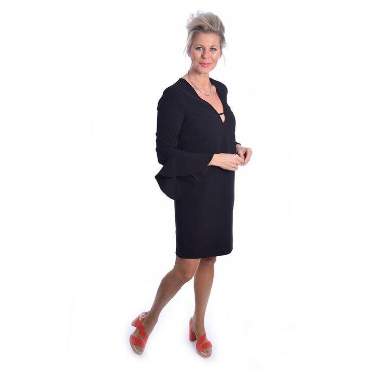 Pinko Black Dress Educare