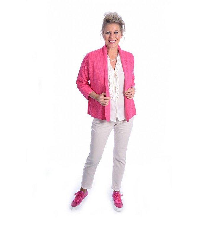 Repeat Pink Cardigan 400061