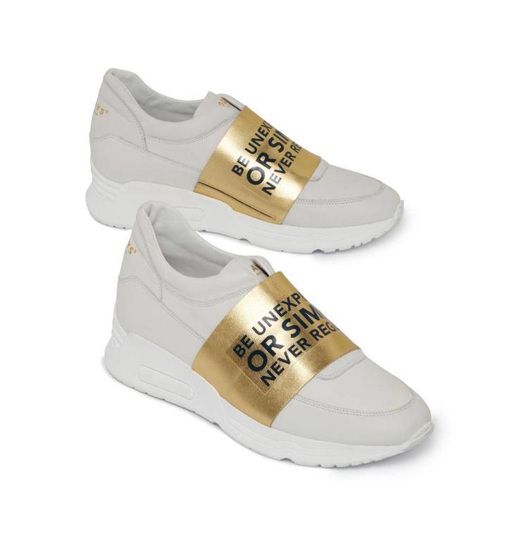 10Days Silver Sneaker 20.934.8101
