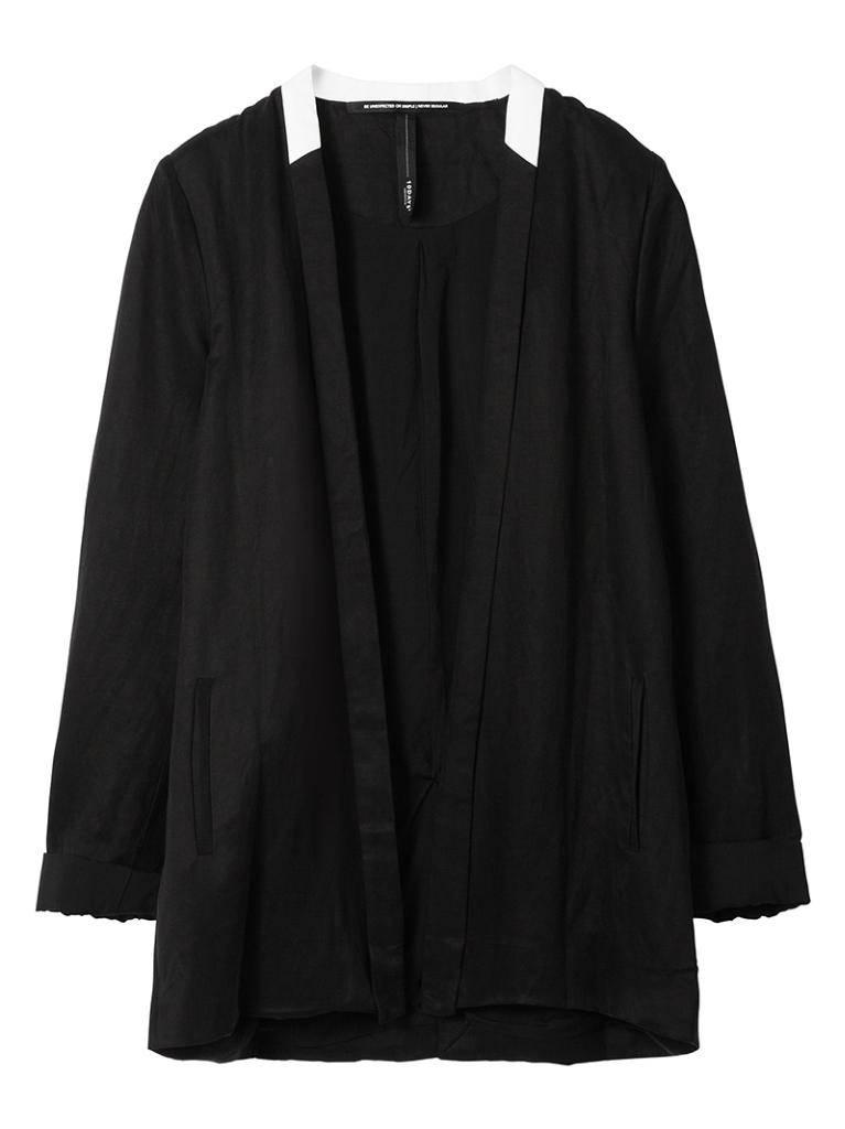 10Days Black Loosefit Blazer 20.507.8101