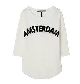10Days Ecru Sweater Amsterdam 20.616.8101