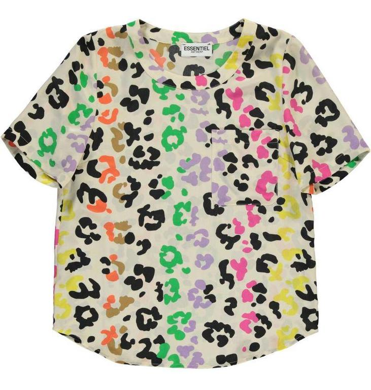 Essentiel Leopard Girl From Marzipan Panas