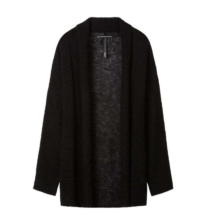 10Days Black Cardigan 20.651.8101