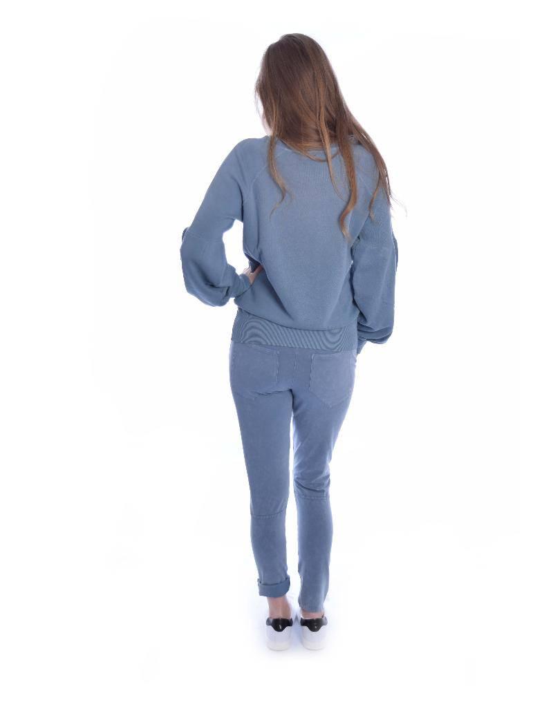10Days Blue Pants 20.053.8101