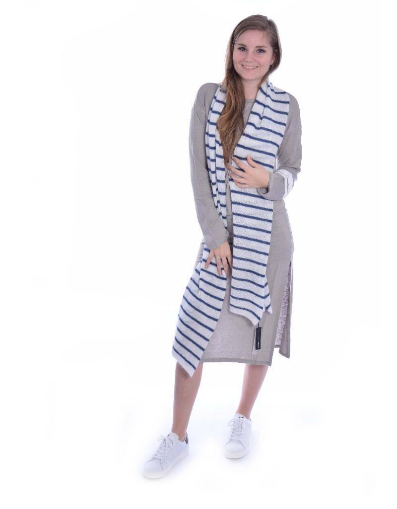 10Days Grey Long Dress 20.335.8101
