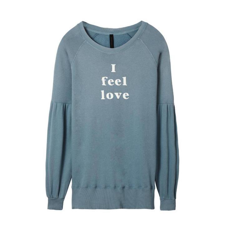 10Days Blue Sweater 20.809.8101