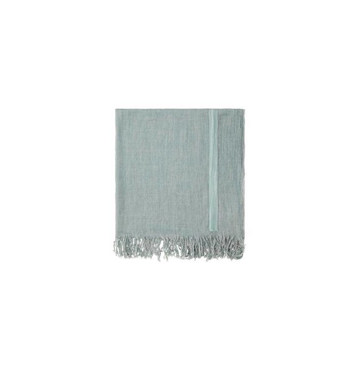 10Days Sky Blue Scarf Enzyme Wash 20.920.8101