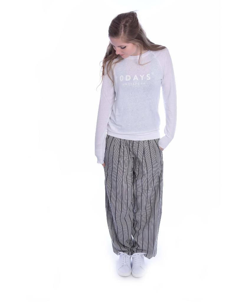 10Days White Thin Sweater 20.773.8101