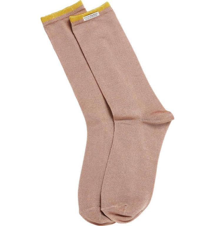 Maison Scotch Oud Rose Socks 144107