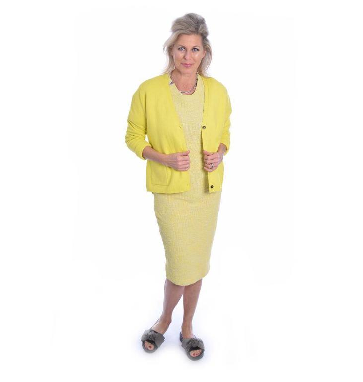 Humanoid Yellow Dress Suki