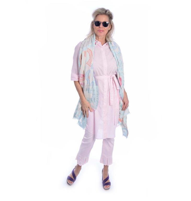 Essentiel Antwerp Soft pink Bring it on Dress Pampecol