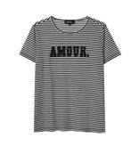 Amator Black/White Shirt Soto Stripe