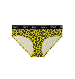 10Days Yellow Yoga Brief Leopard 20.983.8101