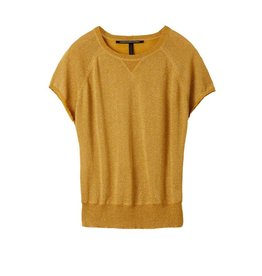 10Days Dark Mustard Top Lurex 20.606.8101