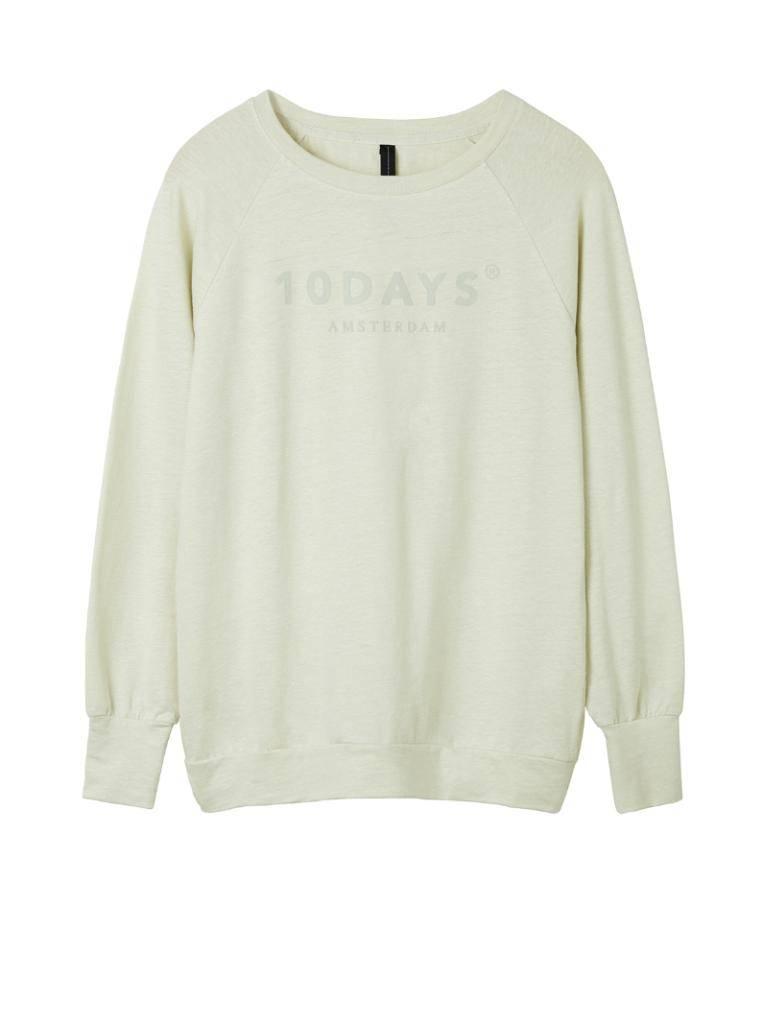 10Days Bone Thin Sweater 20.773.8101