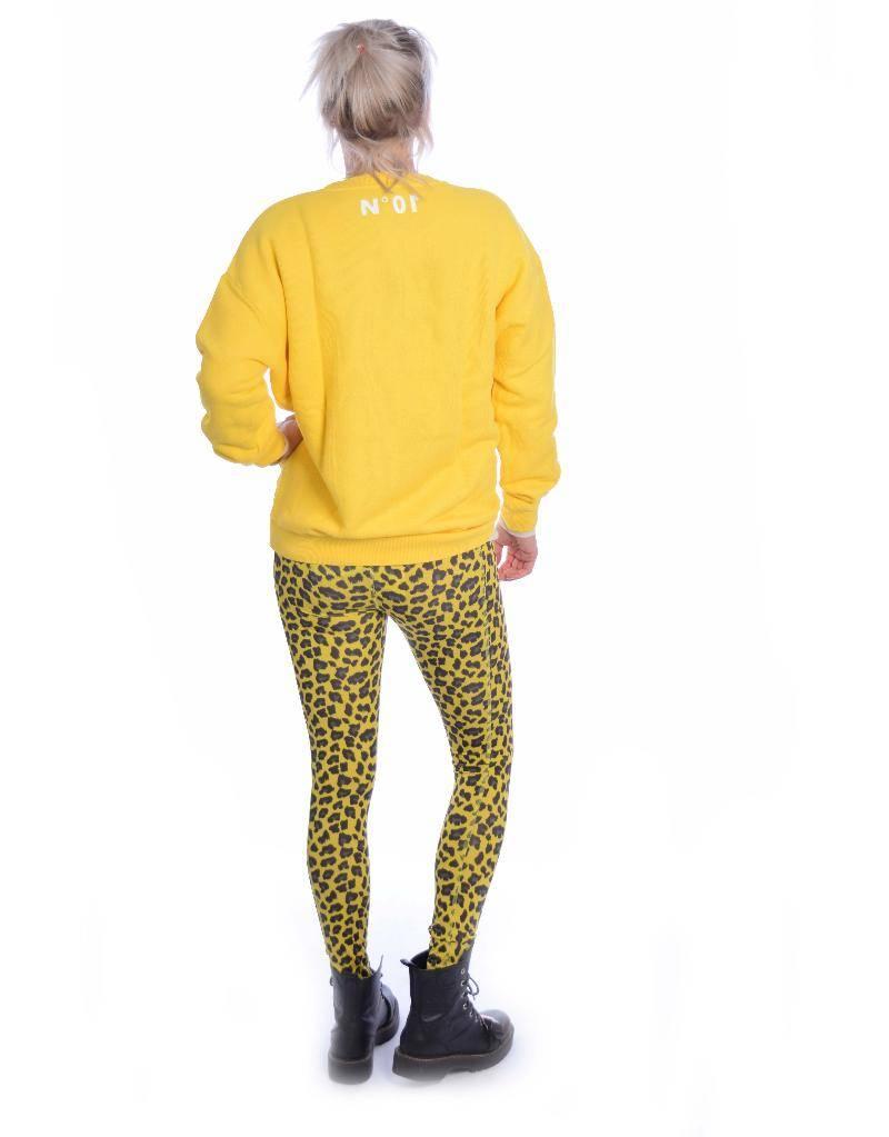 10Days Yellow Sweater 20.800.8101