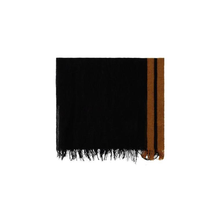 10Days Black Stripe Scarf 20.909.8101