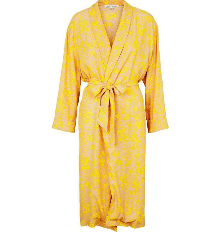 Second Female Yellow Suzanna Kimono 51372