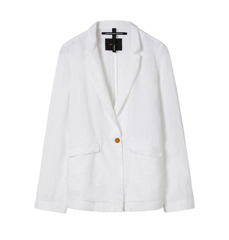 10Days White Blazer 20.506.8101
