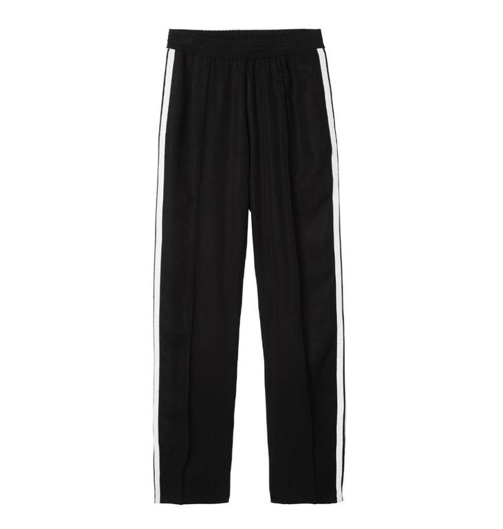 10Days Black Pants 20.057.8101