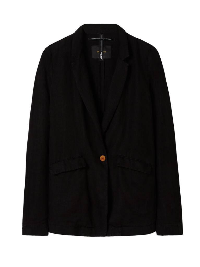 10Days Black Blazer 20.506.8101