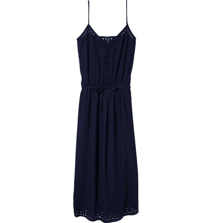 Maison Scotch Navy Summer Dress 133192