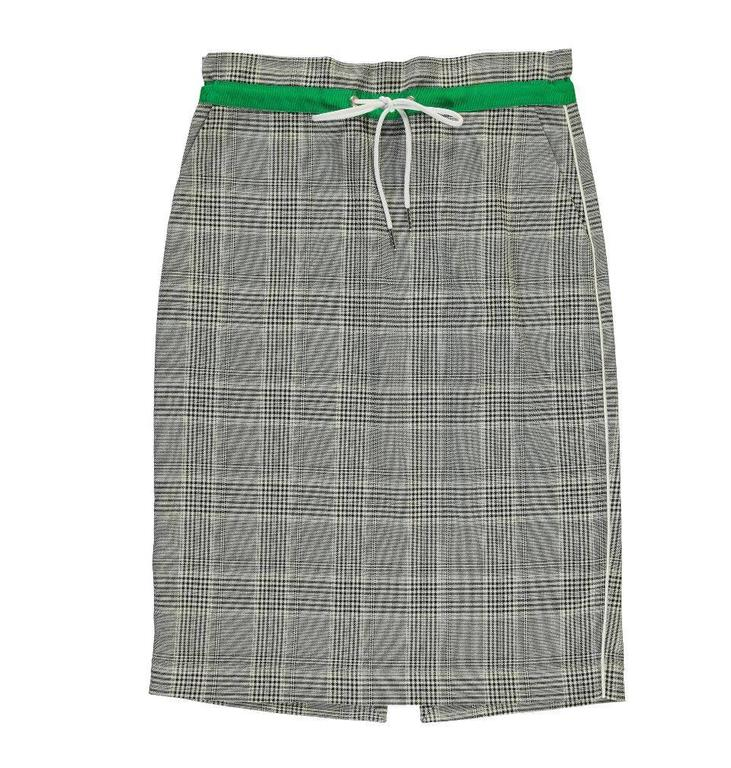 Essentiel Antwerp Grey New Suit in Town Skirt Palomo
