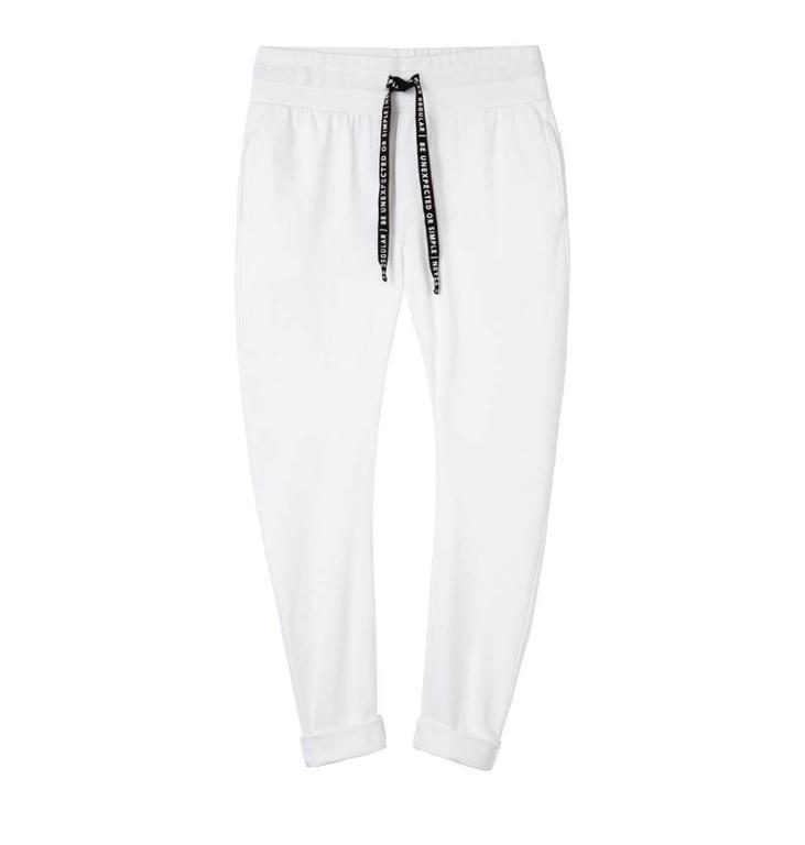 10Days White Banana Pants 20.001.8102