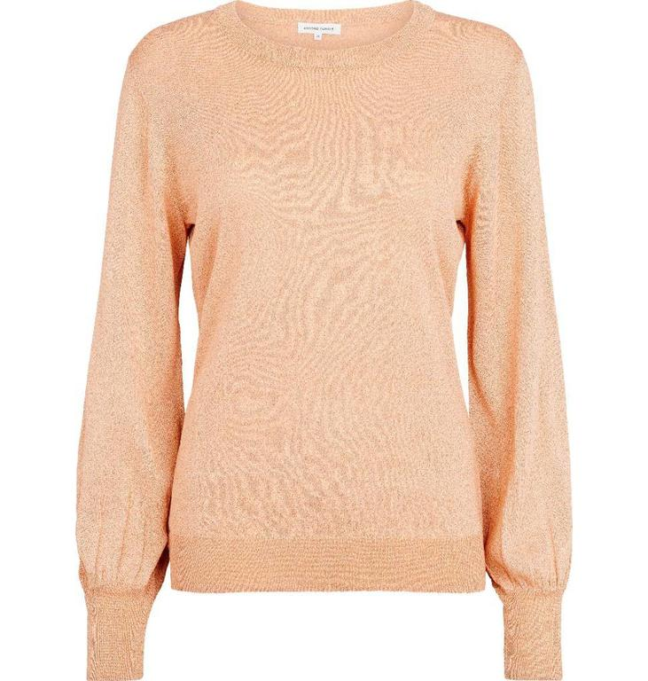 Second Female Pink Hafnia Knit 51447