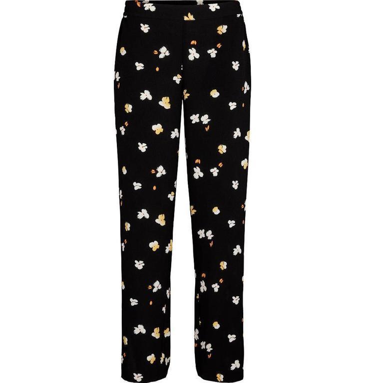 Second Female Black Jamaja Trousers 51517