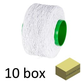 10 XL-Boxen Elastic Binding String