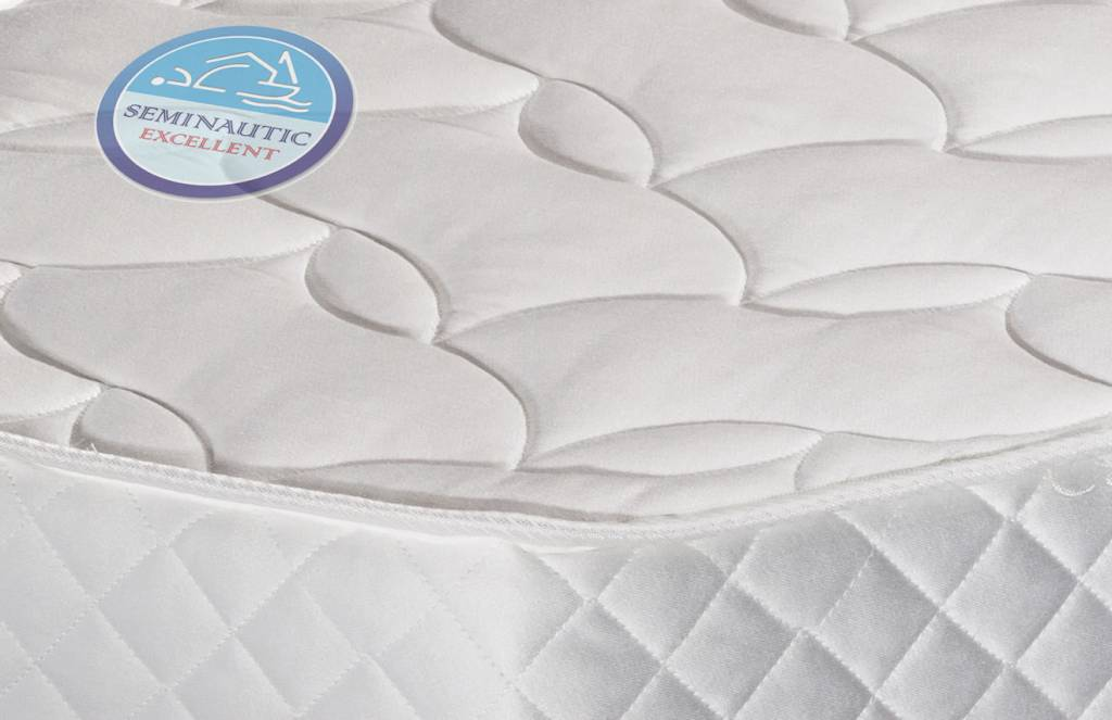 Bed Met Matras : Frans bed seminautic excellent matras gel visco traagschuim