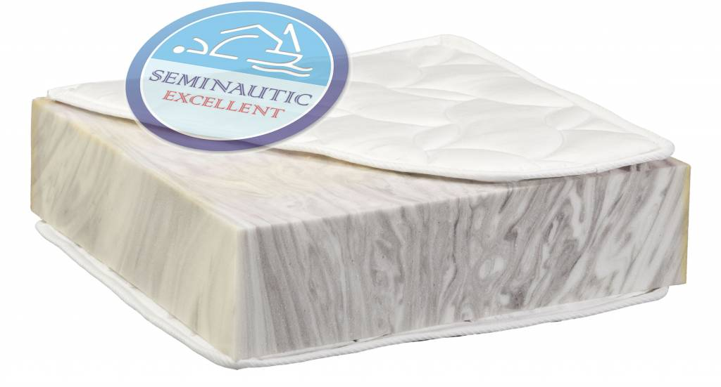 Bed Met Matras : Frans bed seminautic premium matras pantera hr seminautic