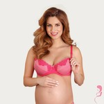 Lupoline Zwangerschapsbeha / Voedingsbeha Hot Pink