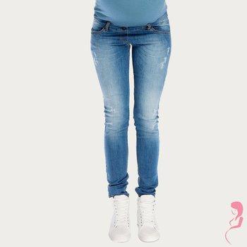 My Tummy ZwangerschapsJeans Demi Blauw