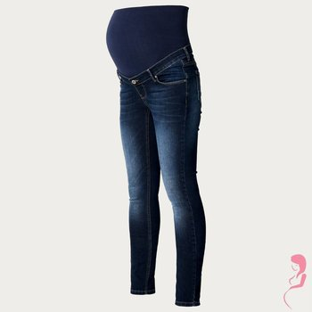 Noppies Zwangerschapsjeans Slim Dark Stone Wash