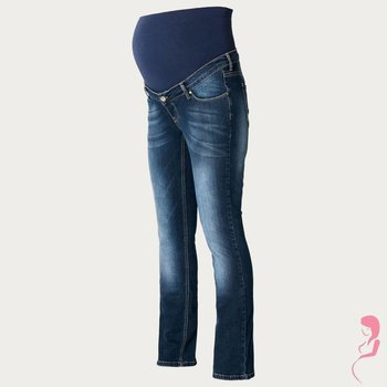 Noppies Zwangerschapsjeans Recht Dark Stone Wash
