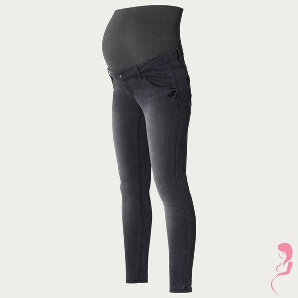 Noppies Zwangerschapsjeans Avi Skinny jeans Grey Denim
